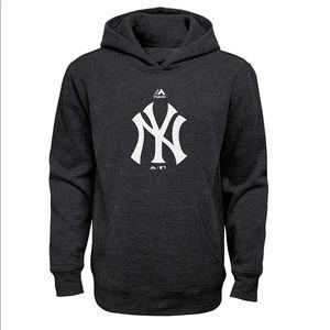 NY Yankees boys' hoodie